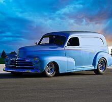 1947 Chevrolet Sedan Delivery  by DaveKoontz