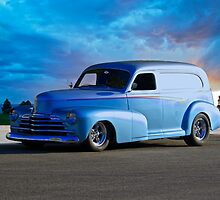 1947 Chevrolet Sedan Delivery  by DaveKoontz