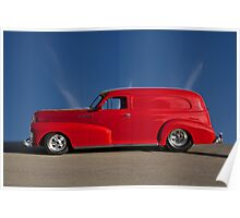 1947 Chevrolet 'Profile of Passion' Panel Poster