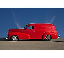1947 Chevrolet 'Profile of Passion' Panel Photographic Print