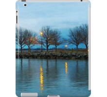 Shoreline Park - Twilight Reflections iPad Case/Skin