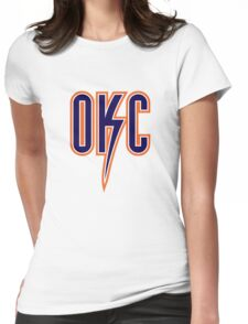 OKC Womens Fitted T-Shirt