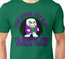 Joker Dr Who Adapoise Unisex T-Shirt