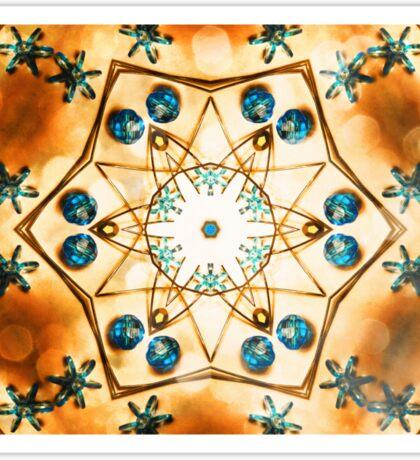 Sparkling Symbolism Sticker