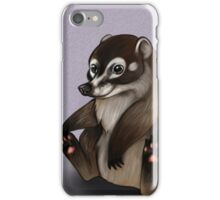 Baby Coatimundi iPhone Case/Skin