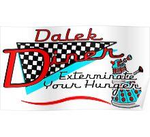 Dalek Diner 1 Poster