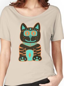 TIKITTY Women's Relaxed Fit T-Shirt