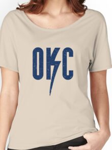 OKC Women's Relaxed Fit T-Shirt
