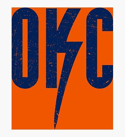 OKC Photographic Print