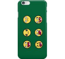Awesome Face Collection iPhone Case/Skin