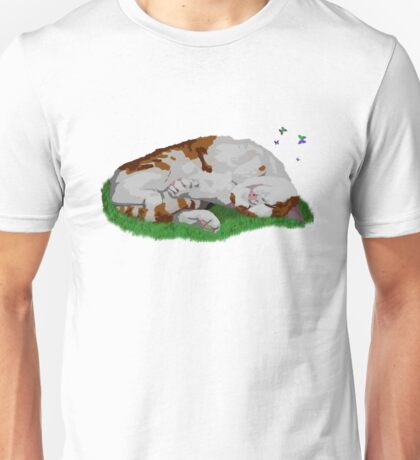 Playful Cat Unisex T-Shirt