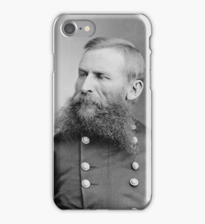 General George Crook - American Civil War iPhone Case/Skin