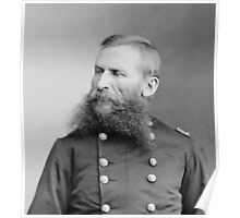 General George Crook - American Civil War Poster