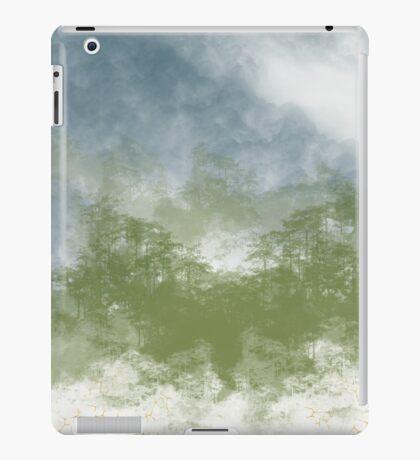 Hazy Forest iPad Case/Skin