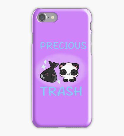 Precious trash iPhone Case/Skin