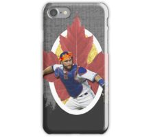 Russell Martin - Flower Crown iPhone Case/Skin