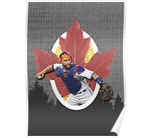 Russell Martin - Flower Crown Poster