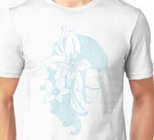 Natural mystic flower Unisex T-Shirt