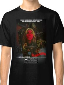 Say You Love Satan 80s Horror Podcast - The Beyond Classic T-Shirt