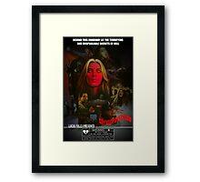 Say You Love Satan 80s Horror Podcast - The Beyond Framed Print