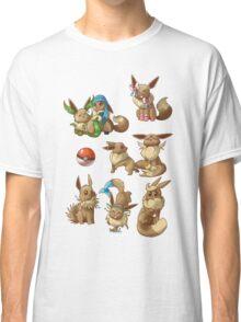 Eeveelution Cosplay Classic T-Shirt