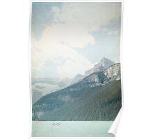 Lake Louise Solitude - Alberta, Canada Poster