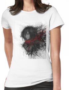 look Womens Fitted T-Shirt