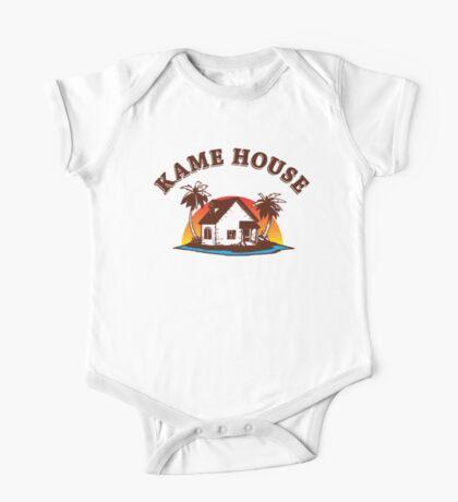 Kame House One Piece - Short Sleeve