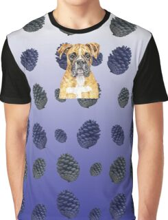 Boxer Dog Graphic T-Shirt