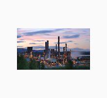 Grangemouth Refinery at Sunset Unisex T-Shirt