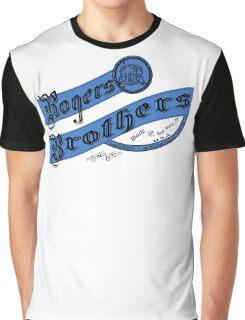 rogers bros monogram Graphic T-Shirt