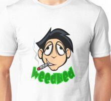 WeedHed Stoner Guy 420 Unisex T-Shirt