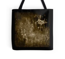 The Earth has Music for those who would listen Tote Bag