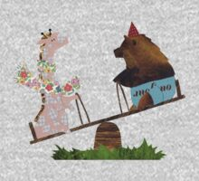 Seesaw Party Baby Tee