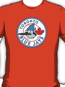 A Regular Blue Jay T-Shirt