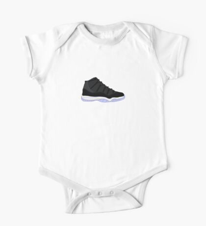 "Air Jordan XI (11) ""Space Jam"" One Piece - Short Sleeve"