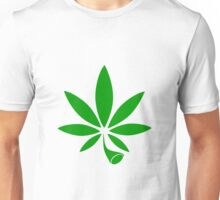 The All Mighty Weed Unisex T-Shirt