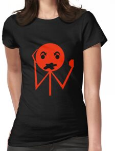 I Am Angry Womens Fitted T-Shirt