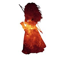 Galaxy Merida Photographic Print