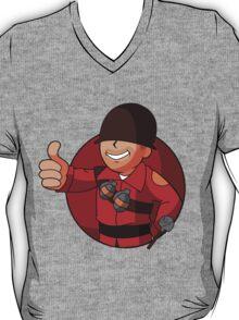 RED Vault Soldier T-Shirt