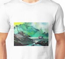 Anchored  Unisex T-Shirt