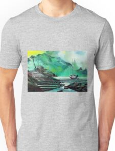Anchored  Unisex T-Shirt