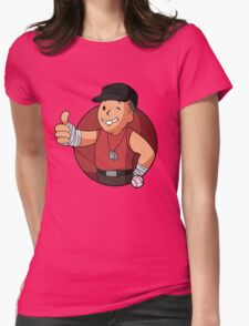 RED Scout Womens Fitted T-Shirt