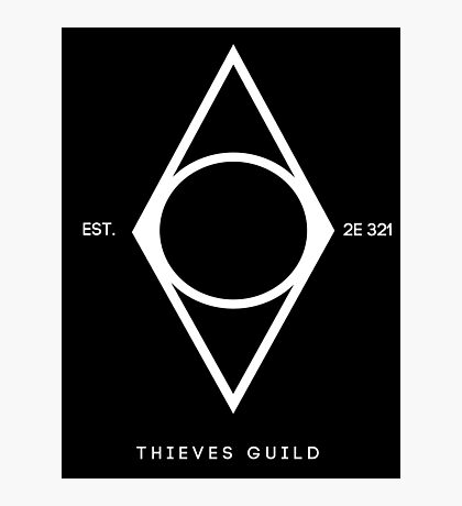 Thieves  Photographic Print