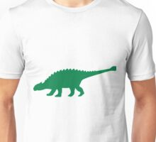 Ankylosaurus Dinosaur Unisex T-Shirt