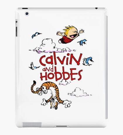 Calvin and Hobbes iPad Case/Skin