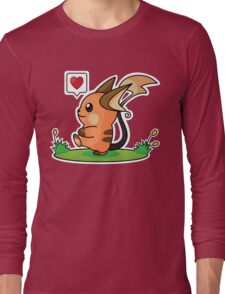 Shiny Raichu Long Sleeve T-Shirt
