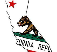 We're In Cali by ElevatedDesigns