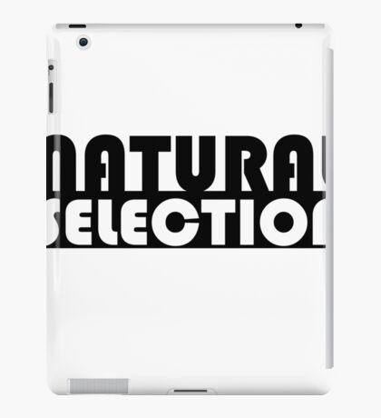 Natural Selection #2 iPad Case/Skin