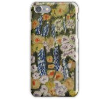 Lupine Forest iPhone Case/Skin